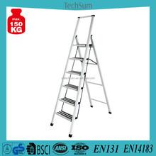 6 Step Aluminium Industry Working Step Ladder