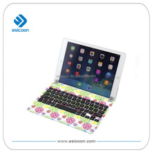 Wireless bluetooth keyboard with stand for iPad Air /iPad Air2