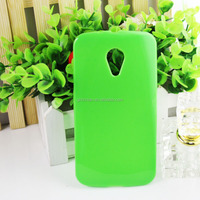 mobile phone silicone gel cover for Motorola G2 XT1068
