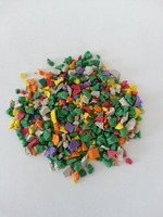 Stable Colored EPDM Rubber Granules, Synthetic granules, EPDM spray Granule-FN-A-15111601