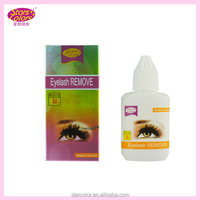 Quickly remove lash gel remover with eyelash extension 15ML wolesale price