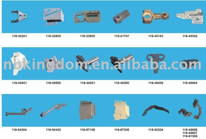 juki sewing machine parts accessories