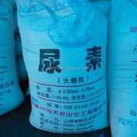 china factory export urea specification/cas No.57-13-6