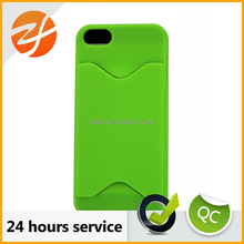 Hot Product Dust Proof Transparent Soft Tpu Flip Cover Case