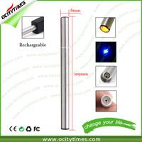 Shenzhen manufacturer Factory price wholesale new disposable e cigarette Magnetic non disposable e cigarette