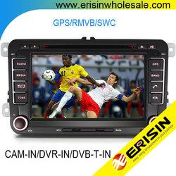 Erisin ES7086V Wholesale 7 inch Passat Bluetooth Car Audio System