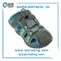 Hot-selling natural comfort shoes beach sandals leather kids sandal