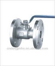 sold type high temperature ball valves