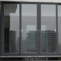 Popular high-end aluminum alloy doors and Windows used in building
