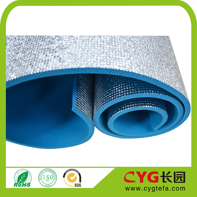 Roofing PE Foam Thermal Insulation High Reflective Aluminum Foil XPE Foam