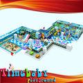 De entretenimiento el juego interior del parque de atracciones, seguro de juegos infantiles