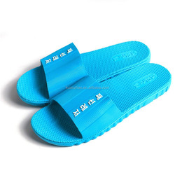 High Quality women fashion slippers sandals in PVC for hotel