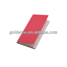 Office/school/business hot sales pu notebook