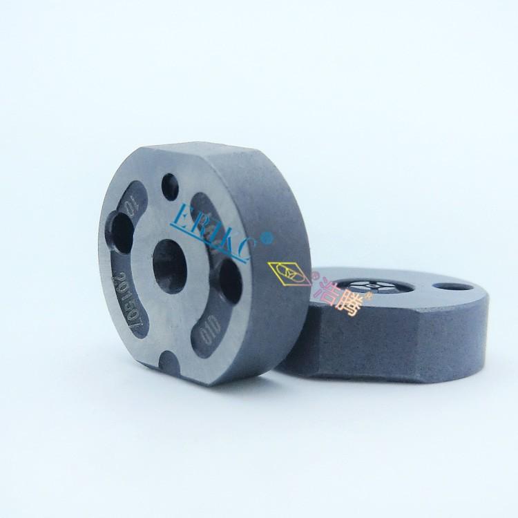 Denso bomba de injeção de combustível peças de placa de orifício injetor denso bf15 denso injector common rail válvula válvula válvula de controle de óleo combustível