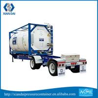 Professional Response OEM 20ft Oil Tanker for Sale