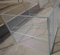 ORIENPET & OASISPET Hot dipped galvanized large dog kennels Large size pet cages Large size pet house
