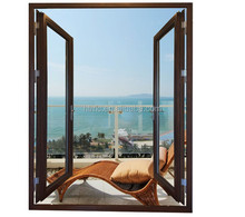 CE Approved Safety Aluminum Windows and Doors, doors and windows with double glazed glass