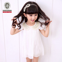 Kids dresses 2012 beautiful chiffon ruffle baby flower girl dress hot sex photos