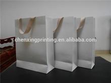 hot stamping craft shopping bag printed