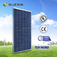 2015 Chinese Bluesun Top quality best price 300W - 10w solar panel