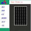 Yuyao portable top quality 140w mono solar panel