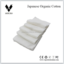 Vapor Tech Wholesale Organic Cotton Muji Cotton Imported from Japan