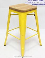 Factory high quality best sale metal bar stool,bar chair supplier