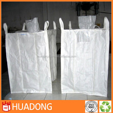 low price recycled pp jumbo bag 1000kg-3000kg fibc bag for sand carbon black packing