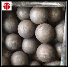 forged and castin grinding steel ball for ball mill
