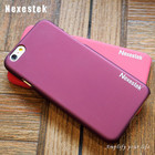 Nexestek marca case para for iPhone 6 plus