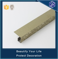 Chinese offer new product retail for protection stainless steel tile trim