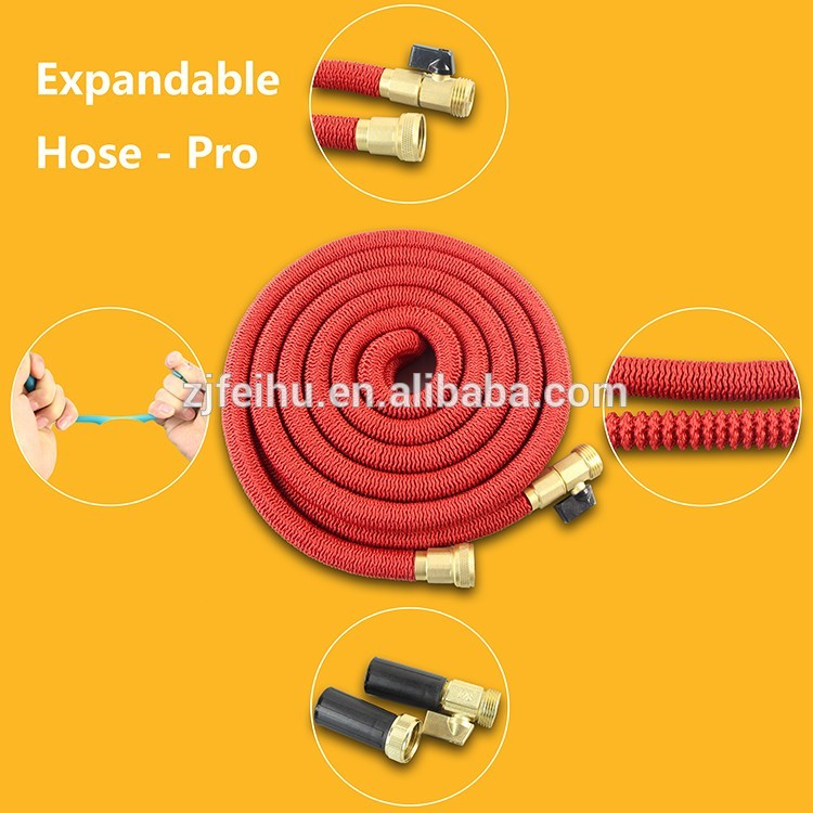 2017 Newest Bungee Fabric expandable garden hose new magic hosegarden water hose Lifetime Warranty.jpg