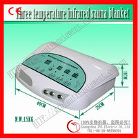 personal use electric sauna thermal blanket for weight loss