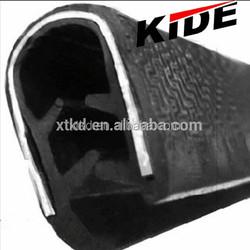 flexible pvc sheet metal edge trim protection