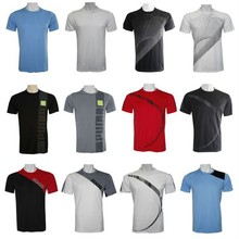 sports fitting plain colored new pattern t-shirts