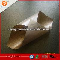 Thermal insulation mica board