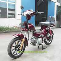 pedal assistant small bike 35cc50cc moped motorbike