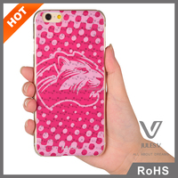 Double Protective 3D Sublimation TPU PC Phone Case for iPhone 6 6s 6 plus
