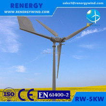 Self-developed centrifugal pitch controlled wind energy generator price