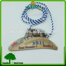 souvenirs personalizados carrera de deporte de medalla