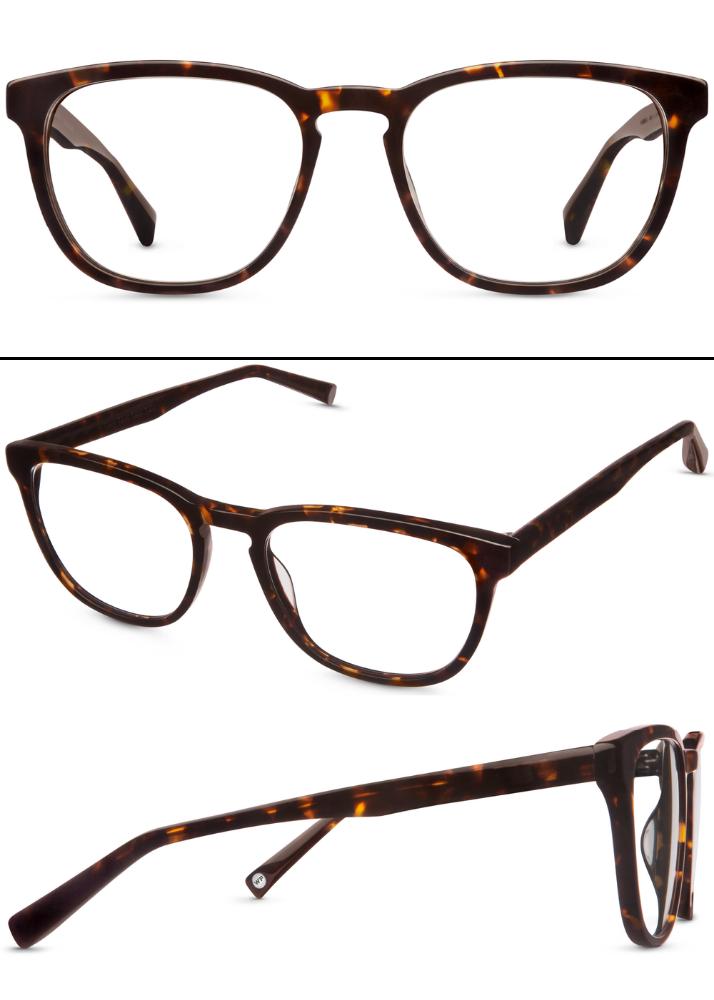 Custom made glasses minus shortsighted ROUND LARGE FRAME