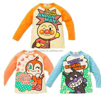2015 Fashion Wholesale China Girls And Boys Long Sleeve Shirt