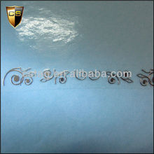 [The metal paste] glasses k gold stickers