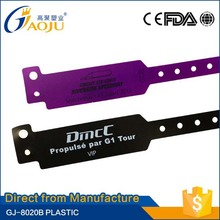 17 years manufacture experience any color available factory direct sale part safe wristband