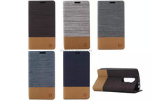 For LG G2 Mini Leather Wallet Holster with Card Slots