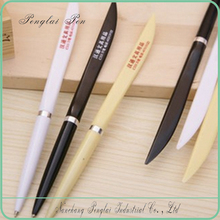 bulk selling promotionl twist letter opener simple ballpoint pen