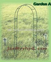 Garden Arch with solar light