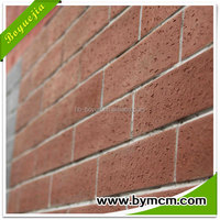 Newest 60x240mm faux brick living room wall tiles 3mm thickness