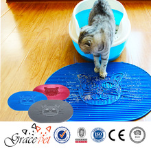 Best Selling Cat Litter Mat With TPR Material for pet supplies