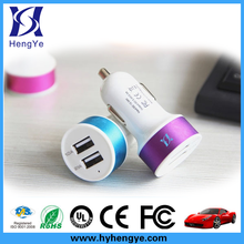 Top selling products in alibaba 4 port usb car charger cigarette lighter adapter for samsung